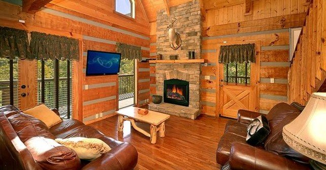 Two Bedroom Cabins nearby RV Pigeon Forge Campground