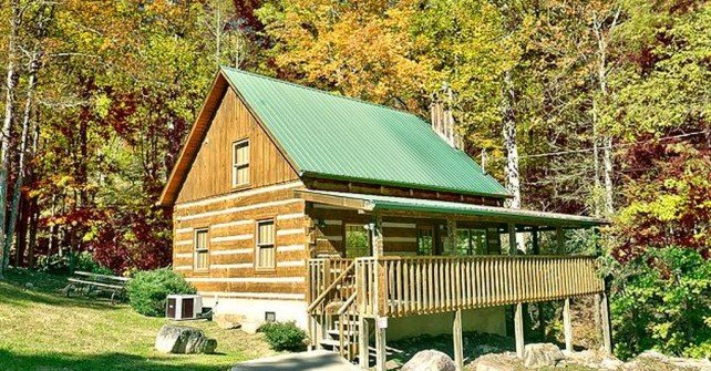 Woodland Wonder Cabin near RV Pigeon Forge Campground