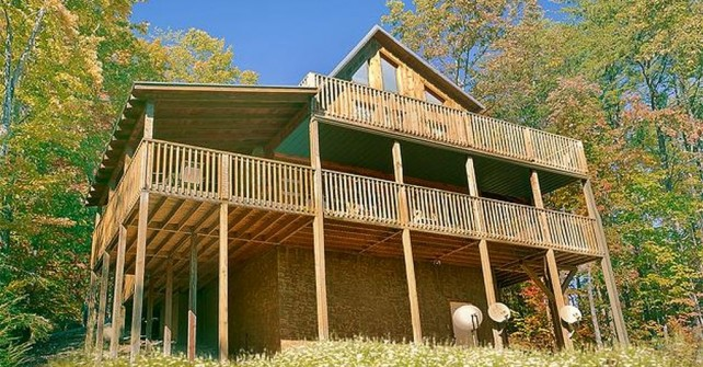 Mountain View Cabin near RV Pigeon Forge Campground