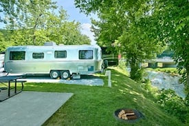 Check out our RV Sites in Pigeon Forge, TN